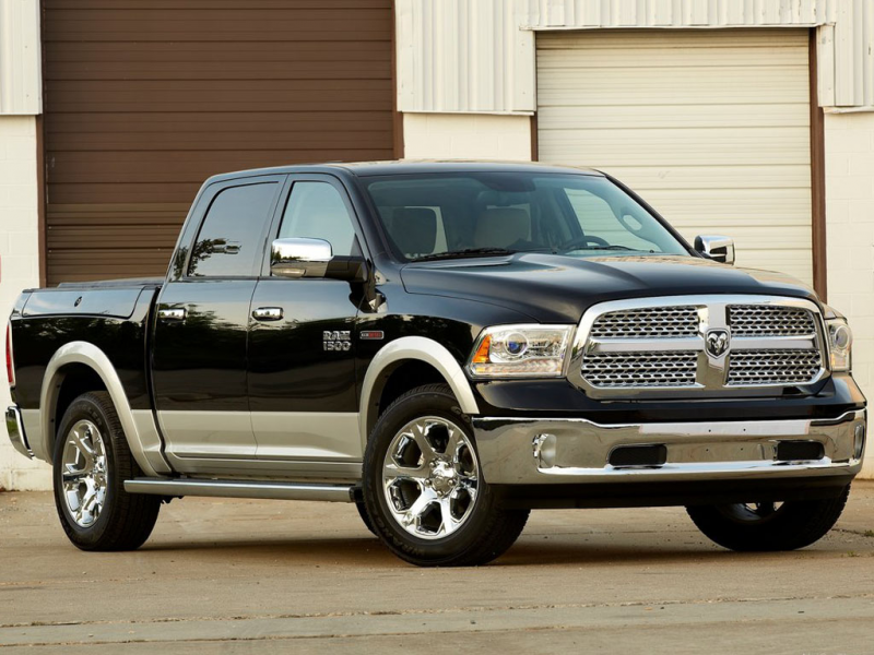 New 2015 Dodge Ram 1500 with Eco Diesel