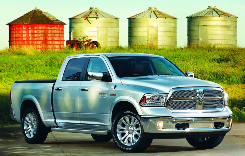 Ram, Titan half-ton pickups will be first to offer the option of turbo ...