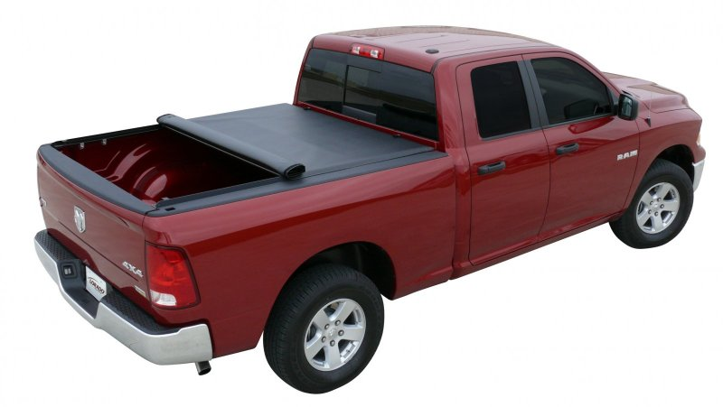 ... 44179 Lorado Roll Up Tonneau Cover Dodge Ram 2500/3500 Short Bed 2010