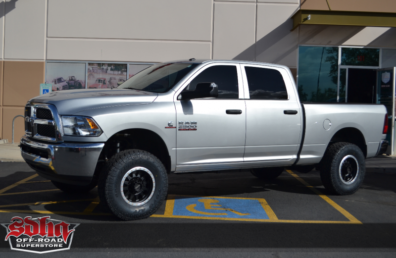 2014 Dodge Ram 2500 Leveling Kit Dodge