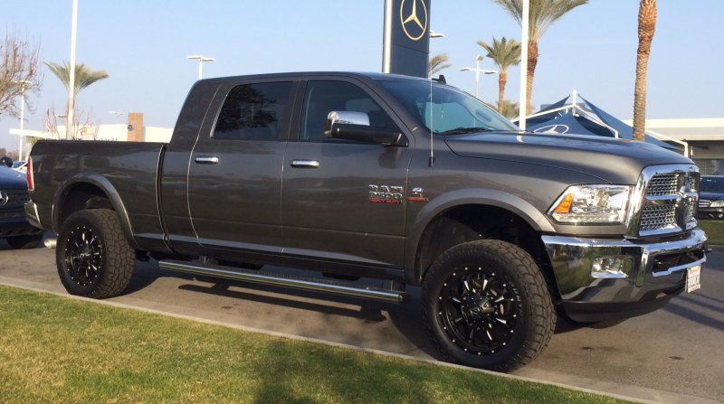 2013 Dodge Ram 2500 Leveling Kit
