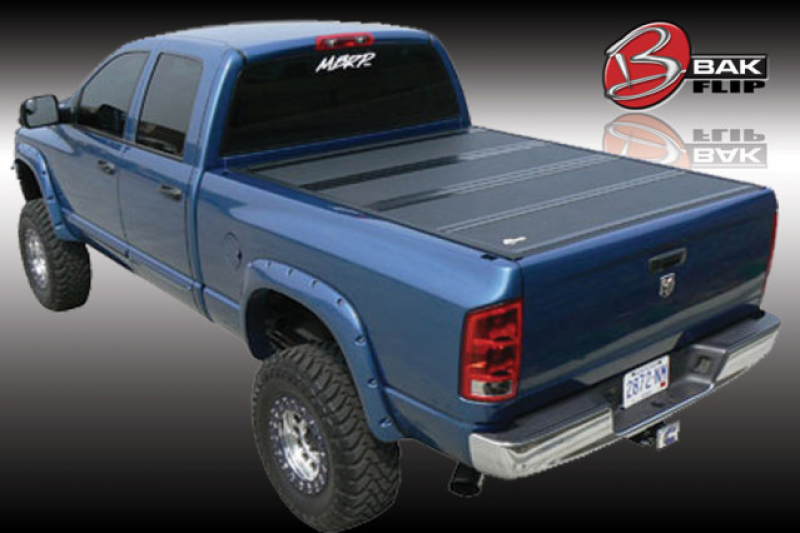 BakFlip G2 Tonneau Truck Bed Cover DODGE Ram 1500 2002-2011, Short Bed ...