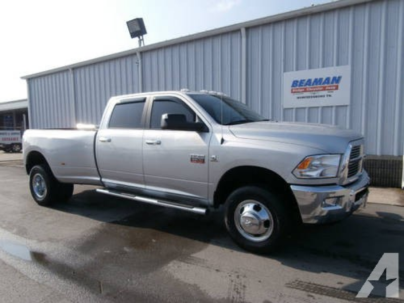2011 RAM 3500 Crew Cab 4X4 4WD for sale in Murfreesboro, Tennessee