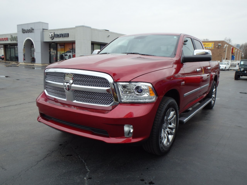 2014 DODGE / RAM 1500 LARAMIE LIMITED