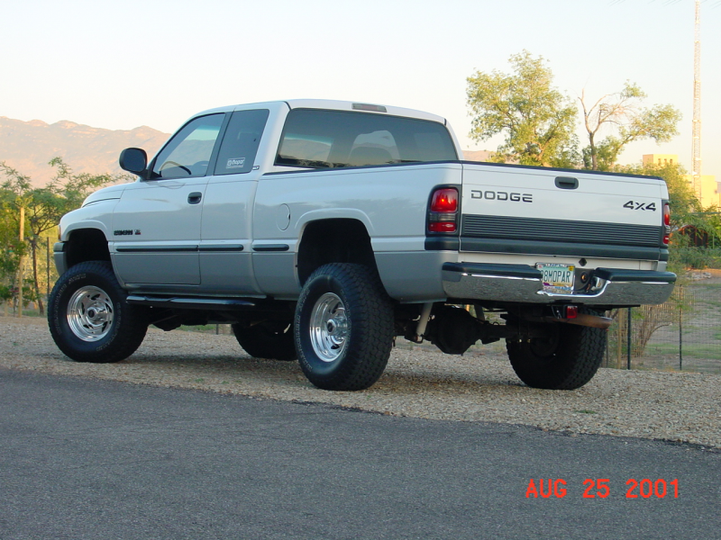 Picture of 1998 Dodge Ram Pickup 1500, exterior