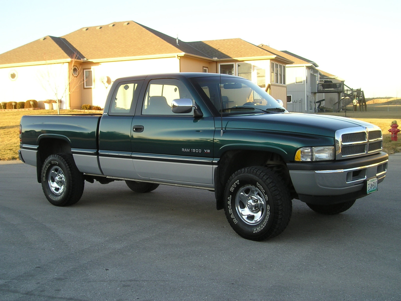 Picture of 1995 Dodge Ram Pickup 1500, exterior