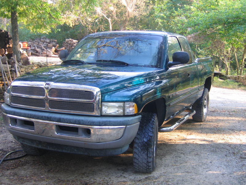 Picture of 1998 Dodge Ram Pickup 1500 4 Dr Laramie SLT 4WD Extended ...
