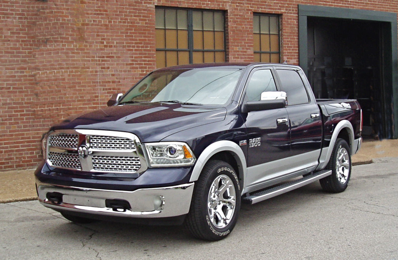 2013 RAM 1500: Plenty of Guts, lots of Glory""