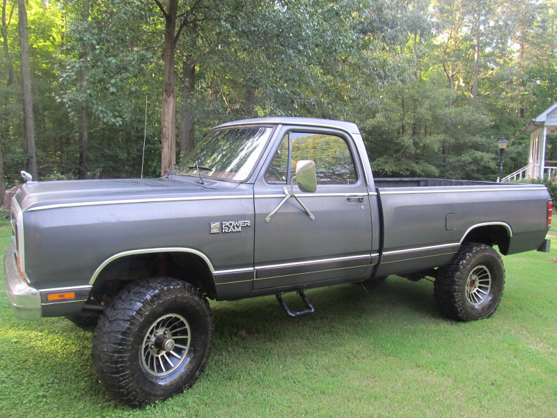 Picture of 1986 Dodge RAM 150 Long Bed 4WD, exterior
