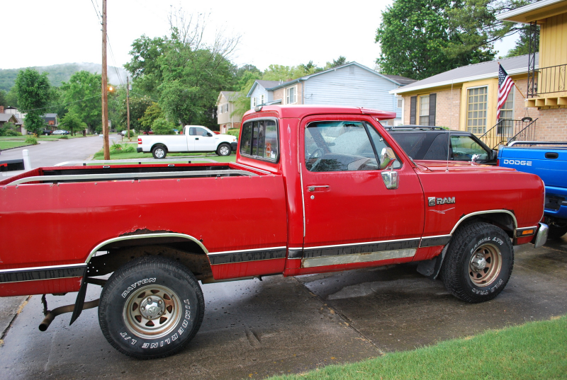 Home / Research / Dodge / RAM 150 / 1988