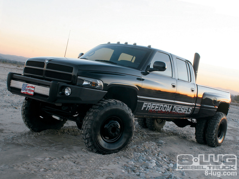 2014 dodge ram 3500 lifted with stacks ITANCTOP