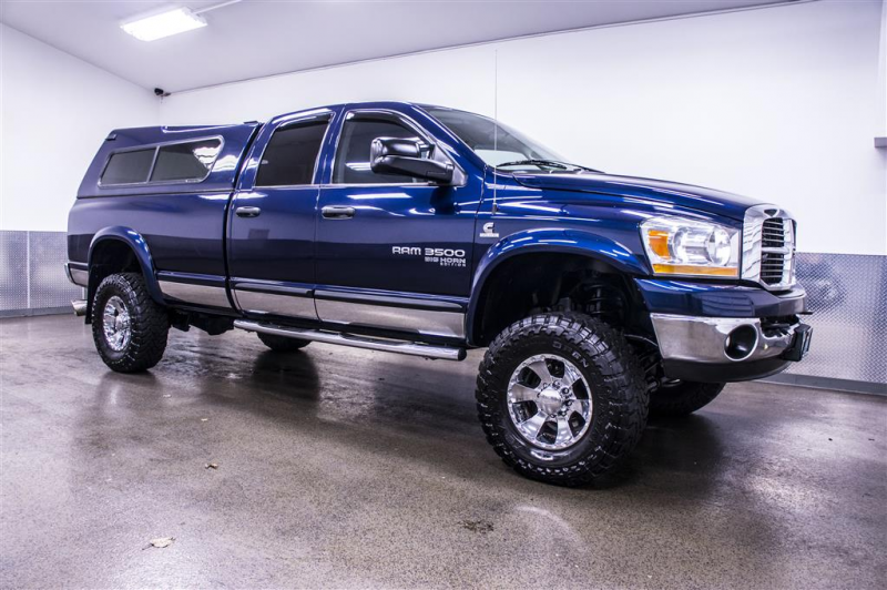 lifted trucks for sale lifted 2006 dodge ram 3500 big horn 4x4 5 9l ...