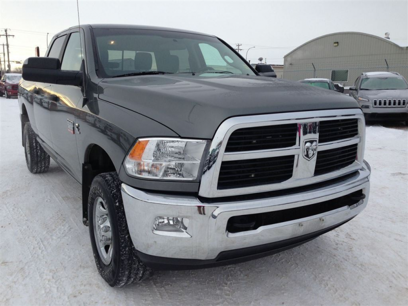 This 2012 Dodge Ram 3500 SLT comes with low kms., is in Good Condition ...