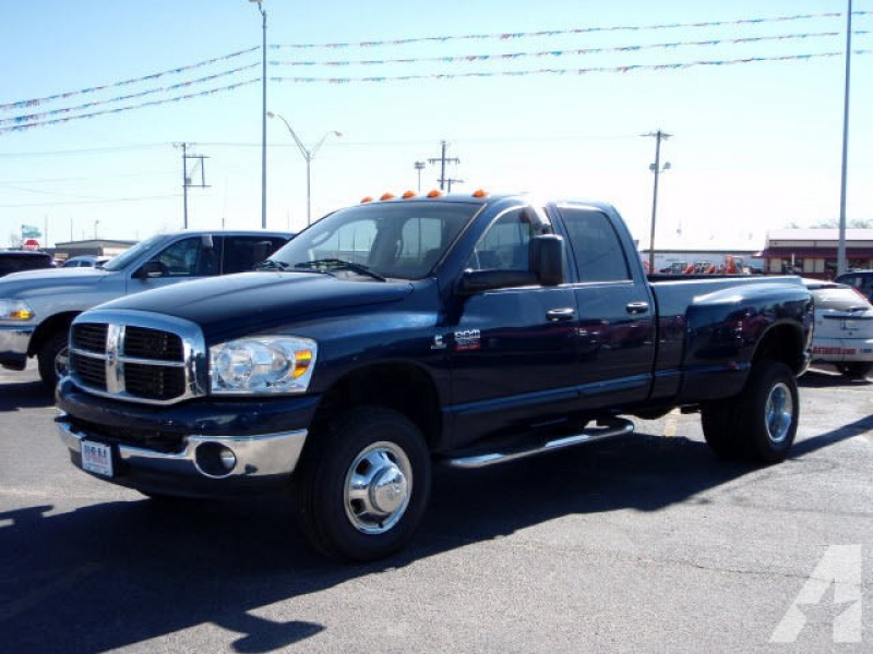 2007 Dodge Ram 3500 SLT for sale in Ada, Oklahoma