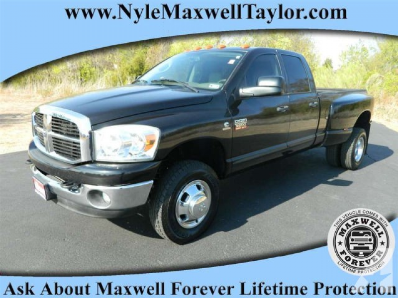 2007 Dodge Ram 3500 SLT for sale in Taylor, Texas
