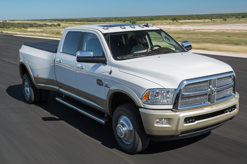 2014 Ram 3500 HD Laramie Longhorn First Test Photo Gallery