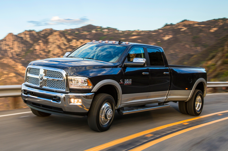 2014 Ram 3500 Heavy Duty 6.4L Hemi First Drive Photo Gallery