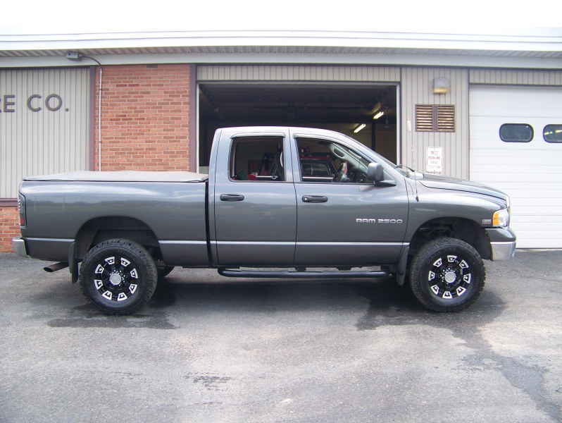 Another india270 2003 Dodge Ram 2500 Quad Cab post...