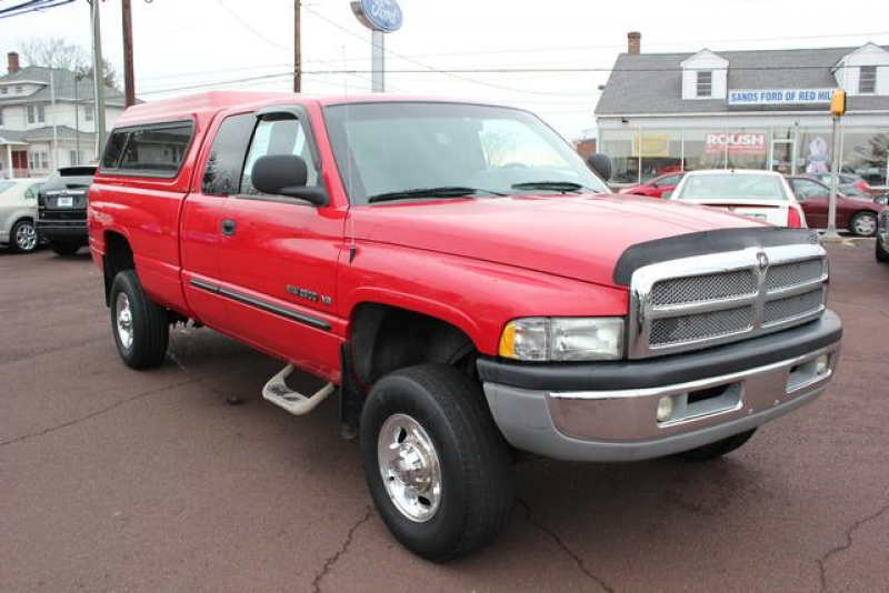 Dodge 2500 Ram SLT Quad Cab: Photos, Reviews, News, Specs, Buy car