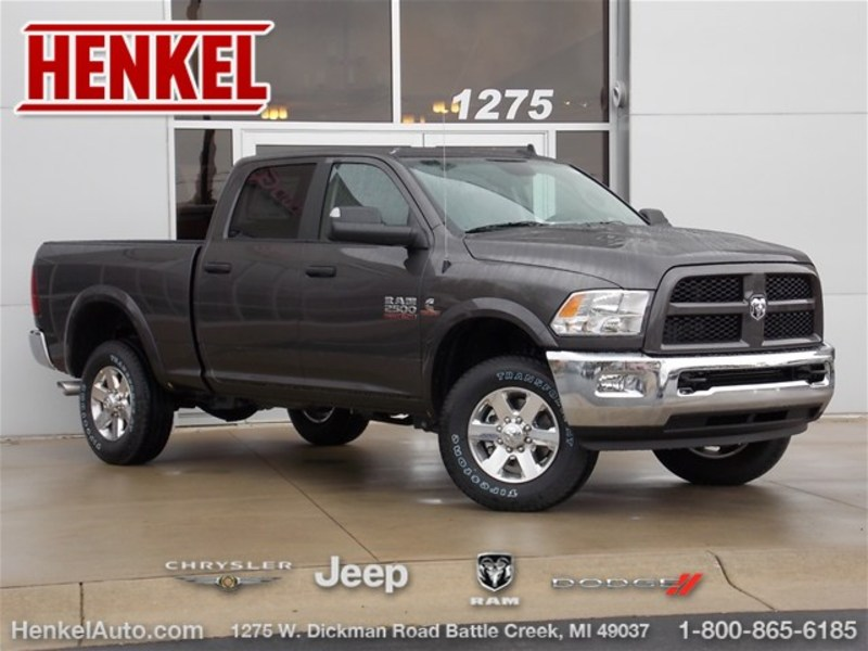 New 2014 Ram 2500 Outdoorsman Crew 4x4