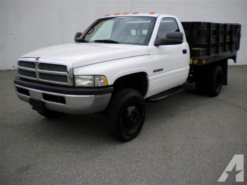 2002 Dodge Ram 3500 for sale in Decatur, Indiana