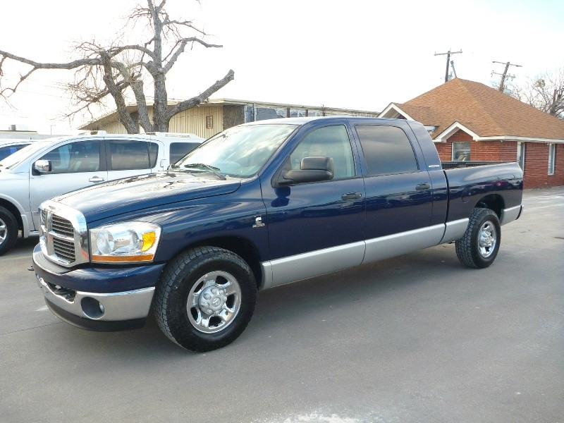 dodge ram 2500 diesel manual transmission