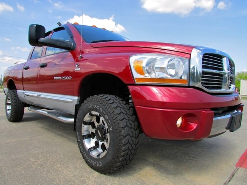dodge ram 2500 4x4 diesel manual transmission