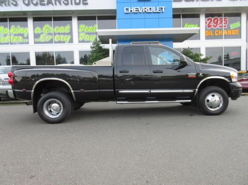 Log In needed $29,995 · Black 2007 Dodge Ram 3500 Dually