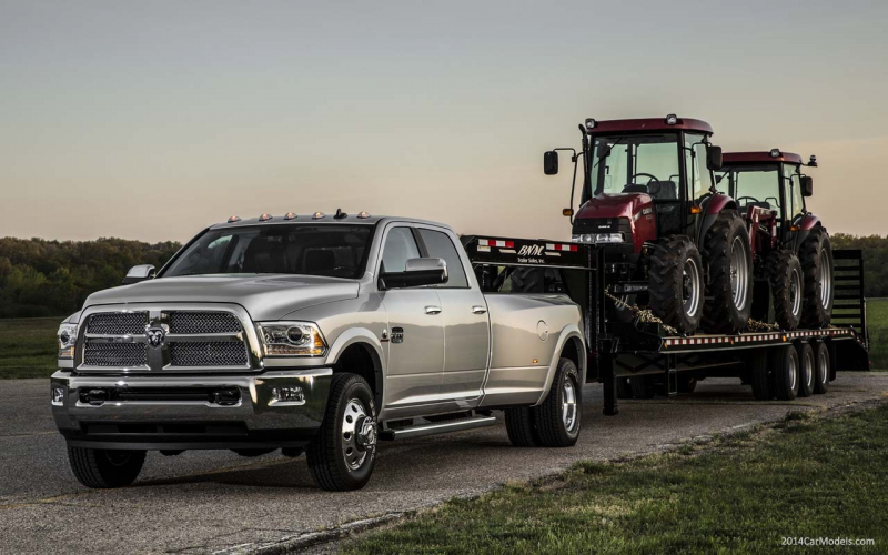 2014 Dodge Ram Heavy Duty