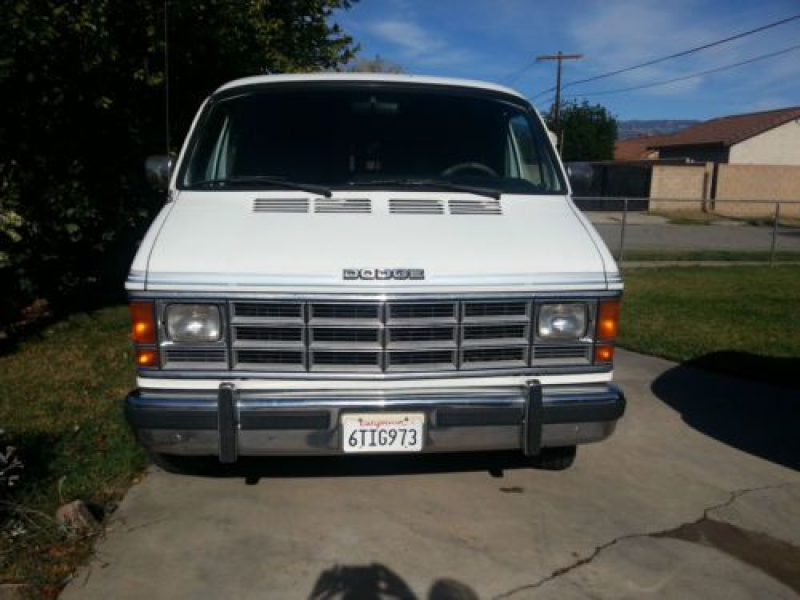 1993 Dodge Ram 250 Van Conversion, image 10