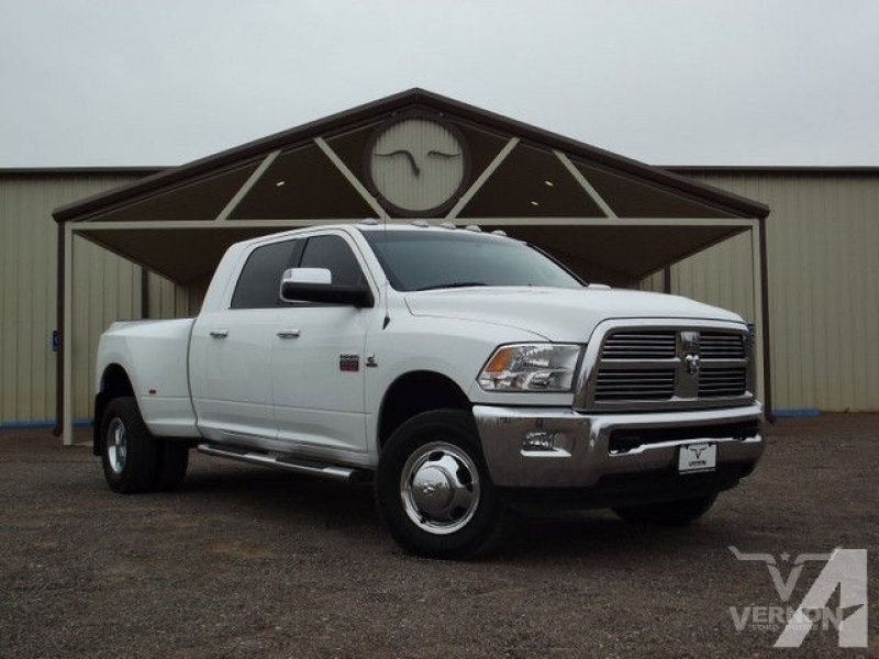 2011 Dodge Ram 3500 Laramie for sale in Vernon, Texas