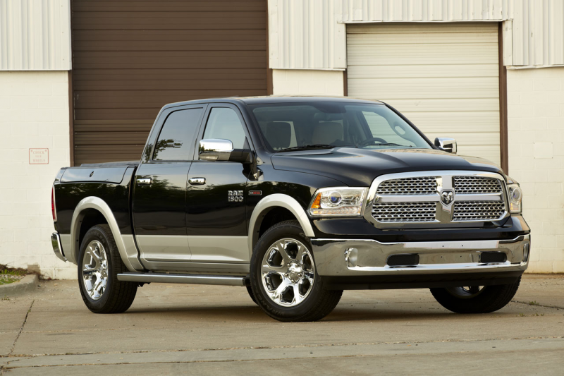 RAM Announces New Diesel Details and Pricing for 1500 Trucks general ...
