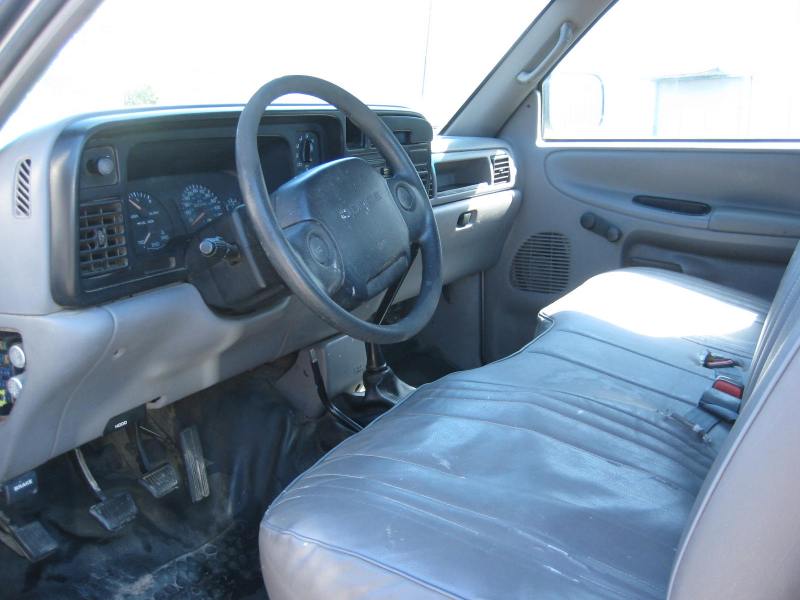 this 1996 Dodge Ram 2500 parts car. AutoGator has hundreds of parts ...