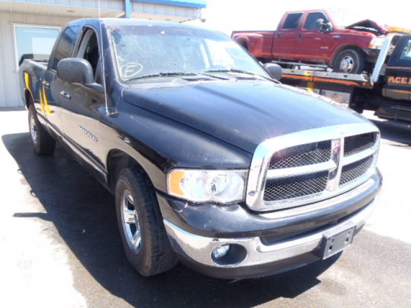 Used Parts 2005 Dodge Ram 1500 4.7L V8 5-45RFE 5 Speed Automatic
