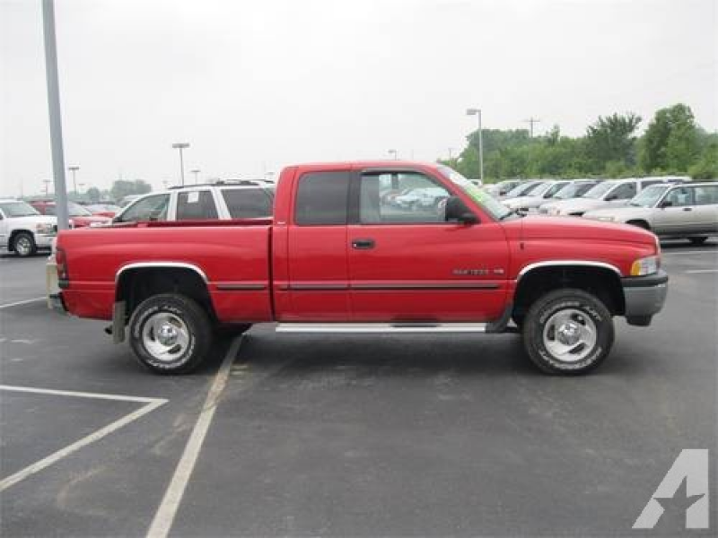 "1999 DODGE Ram 1500 Pickup Truck 4DR QUAD CAB 139"" WB 4WD for sale in ..."