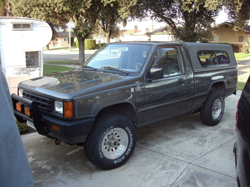 Picture of 1987 Dodge Ram 50 Pickup, exterior