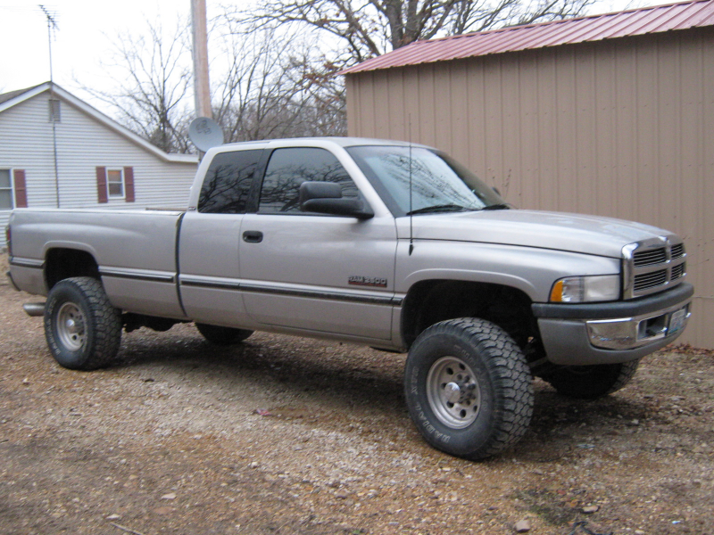 1997 Dodge Ram Pickup 2500 - Pictures - 1997 Dodge Ram Pickup 2500 2 D ...