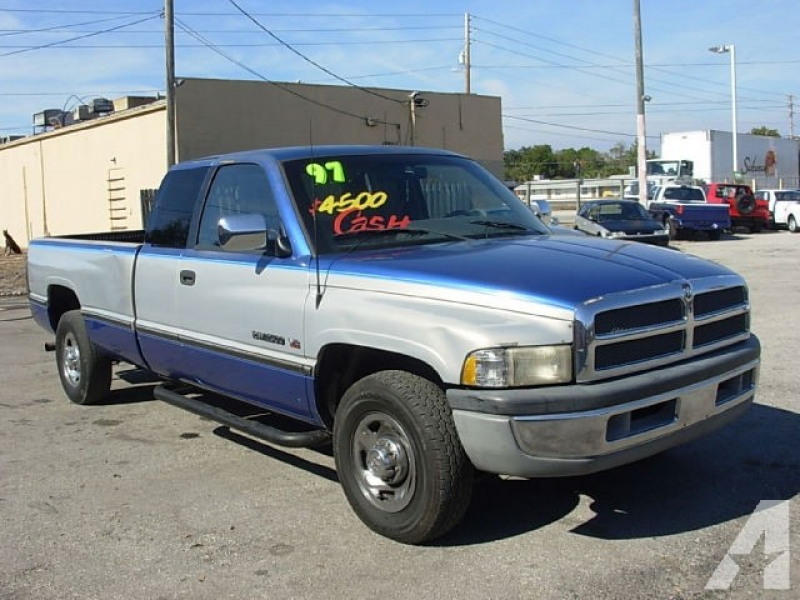 1997 Dodge Ram 2500 for sale in Orlando, Florida