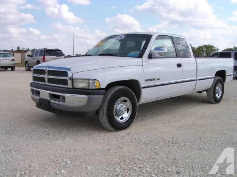 1997 Dodge Ram 2500 for sale in Coleman, Texas