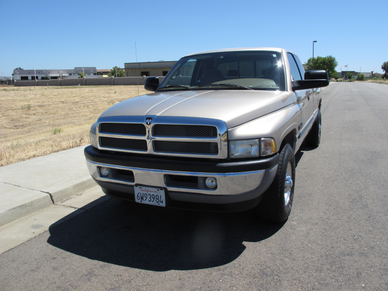 Picture of 2002 Dodge Ram Pickup 2500 4 Dr SLT Extended Cab LB ...