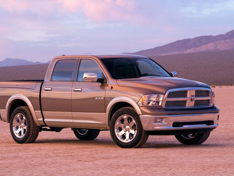 2010 Dodge Ram 1500 Technical Specifications