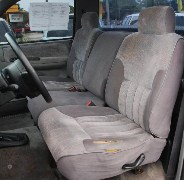 1994-2000 Dodge Ram Truck SLT 40/20/40 Split Seat With Squared ...