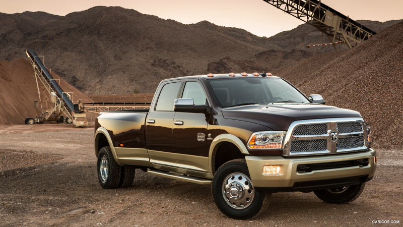 Sound-off: What's the sexiest heavy-duty truck of 2013?