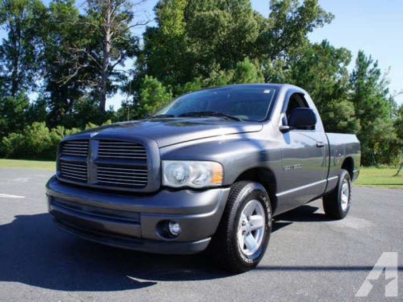 2003 Dodge Ram 1500 Pickup Truck SLT for sale in Buffalo Lake, North ...
