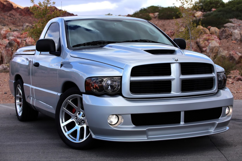 Badass Roe Supercharged 2004 Dodge Ram Srt-10 Viper Lowered 600hp+mint ...