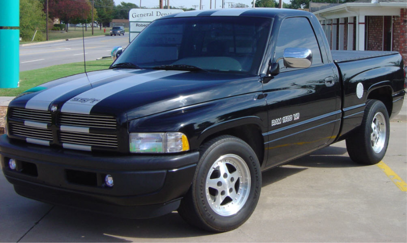 1997 Dodge Ram SS/T (Sold)