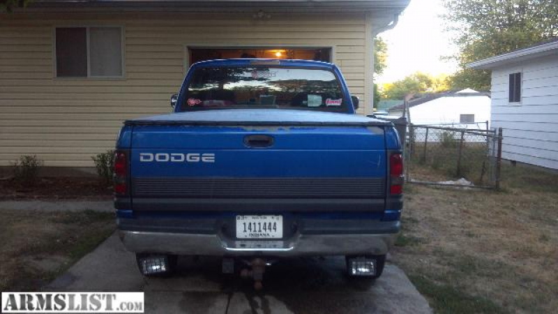 For Sale/Trade: 94-01 Dodge Ram short bed cover