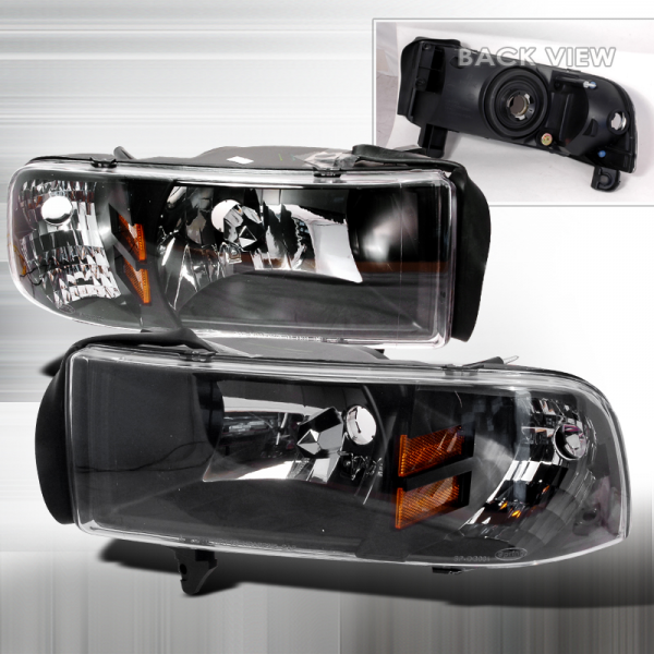 2001 black euro headlights view all dodge ram headlights all dodge ram ...