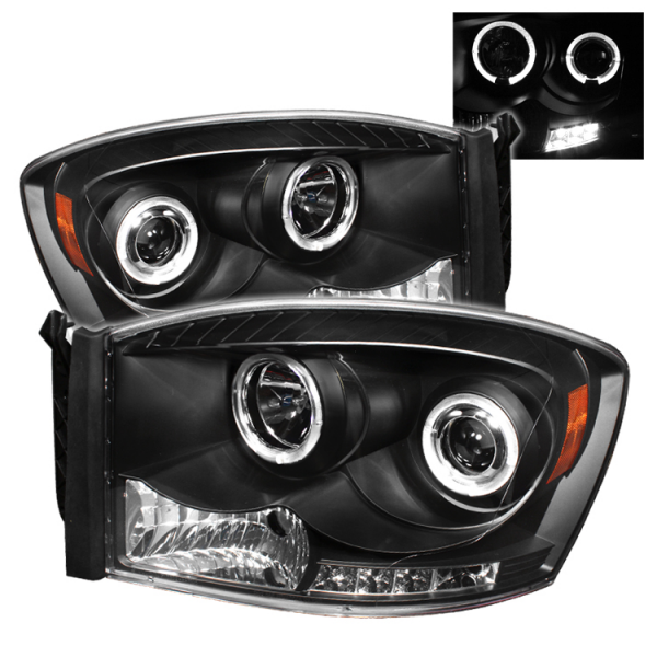 Dodge Ram Headlights 2006-2008