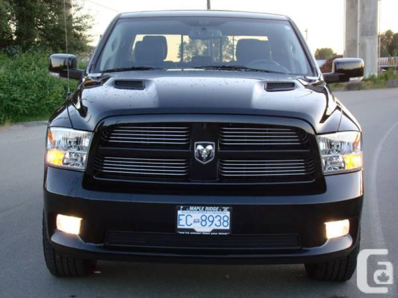 REDUCED***2012*** DODGE RAM 1500 HEMI SPORT CREW CAB **2012** - $33499 ...
